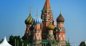 1. Sf Vasile Blajinul Moscova