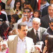 21. Bashar O Poza Cu Mine