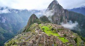 21. Machu Picchu