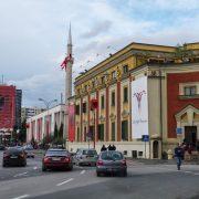 9. Cladiri In Stil Italienesc In Tirana