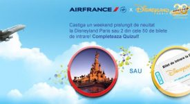 Concurs Air France Disneyland