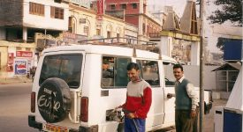 Tata Sumo Spre Varanasi