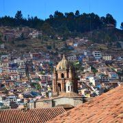 11. Vedere Cuzco Din Hotel