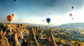Baloane Peste Capadocia