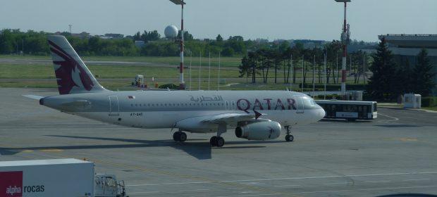 01. Qatar Airways La Bucuresti