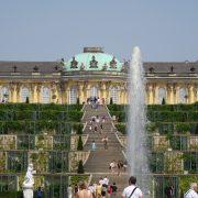 08. Palatul Sanssouci Potsdam
