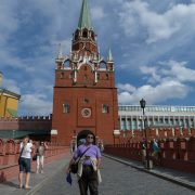 17. Intrarea La Kremlin