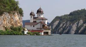 24. Manastirea Mraconia Pe Dunare