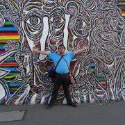 26. Grafitti Zidul Berlinului