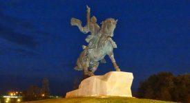 33. Statuia Lui Suvorov La Tiraspol