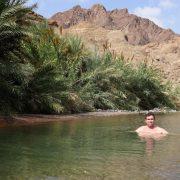 17. Baie In Rau In Desert