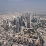 06. Dubai Vazut Din Burj Khalifa