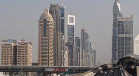 10. Dubai Vazut Din Metro