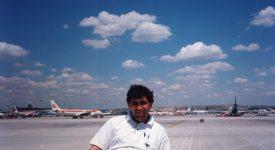 01. Pe Aeroportul Barajas Madrid