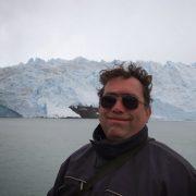 Ghetar In Patagonia