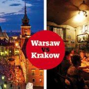 Warsaw Vs Krakow 007