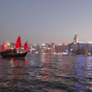 10. Junk Boat HK