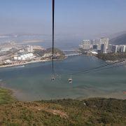 10. Teleferic Lantau