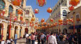13. Anul Nou Chinezesc La Macao