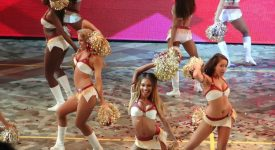 42. Cheerleaders Goale