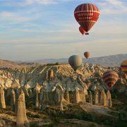 Baloane In Capadocia