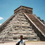 01. Piramida Kukulcan