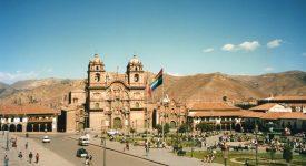 07. Plaza De Armas Centrul Din Cuzco