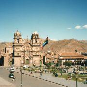 07. Plaza De Armas Centrul Din Cuzco1