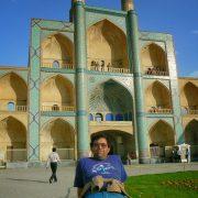 17. Moschee In Yazd
