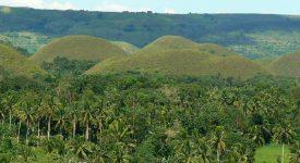 17. Chocolate Hills