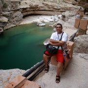 40. Apa Verde La Wadi Shab