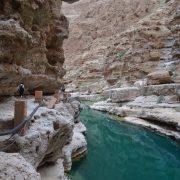 37. Apa Verde De La Wadi Shab