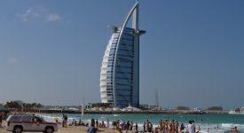Plaja Jumeirah Dubai 1