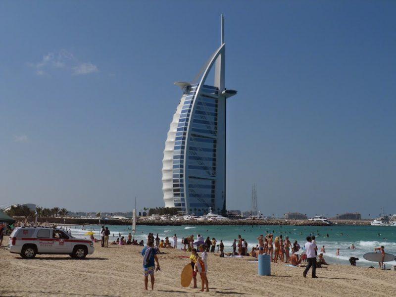 Plaja Jumeirah Dubai (1)