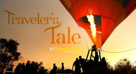 Travelers Tale WD