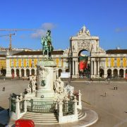 01. Praca Do Comercio Lisabona