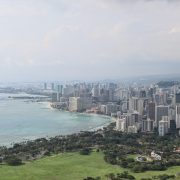 02. Waikiki Beach From Diamond Head