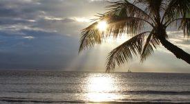 10. Apus De Soare In Kaanapali Maui Hawaii