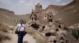 29. Biserica Pe Valea Soganli Cappadocia