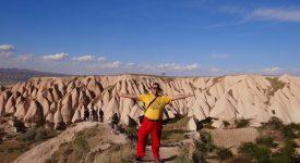 40. Uchisar Cappadocia