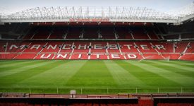 01. Stadion Old Trafford Manchester