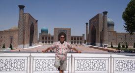 17. Registan Piata Centrala Din Samarkand