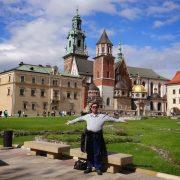 41. Palatul Wawel Cracovia