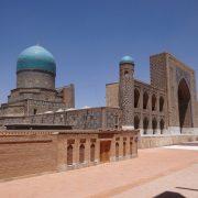01. Piata Registan Samarkand