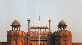 01. Red Fort Delhi