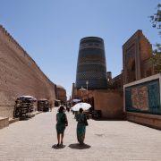 10. Primii Pasi In Khiva