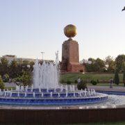 21. Piata Independentei Taskent