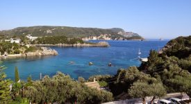 09. Priveliste Din Balcon Hotel Oddyseus Corfu
