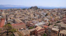 11. Orasul Vechi Corfu