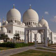 01. Moscheea Din Abu Dhabi